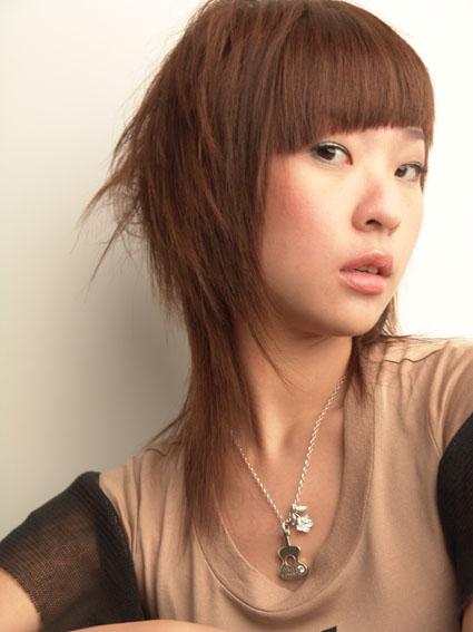 李中元二分区创意剪发