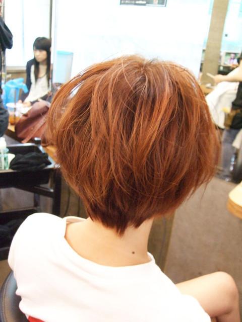 女生短发4
