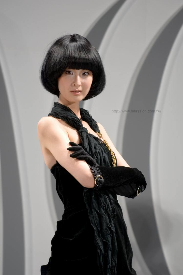 和义台北发型秀-模特儿造型展现