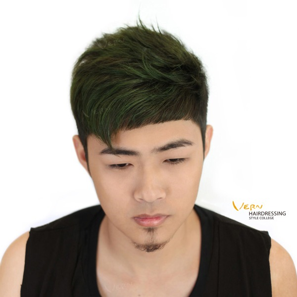 2014型男发型设计图片集